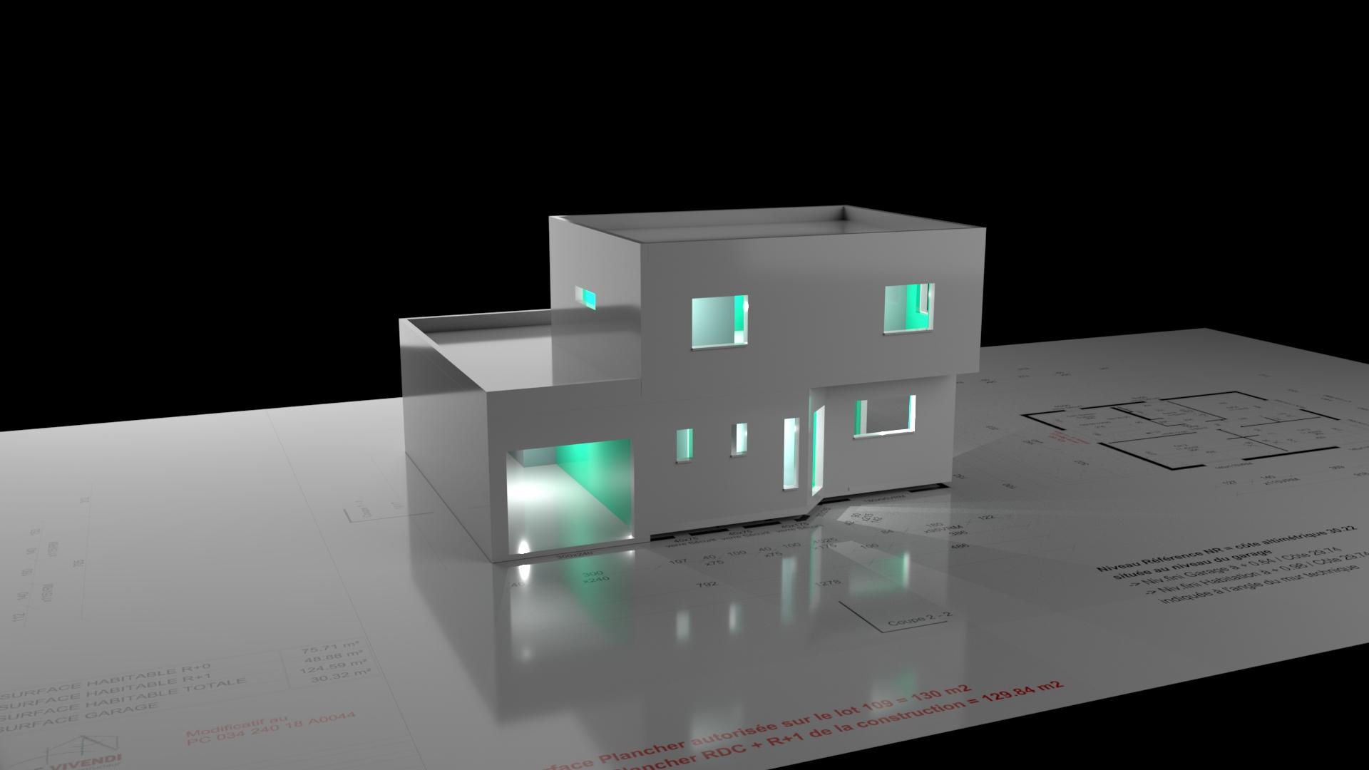 modelisation 3d realite virtuelle montpellier d light production plan3