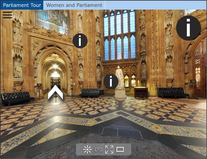 visite virtuelle londres