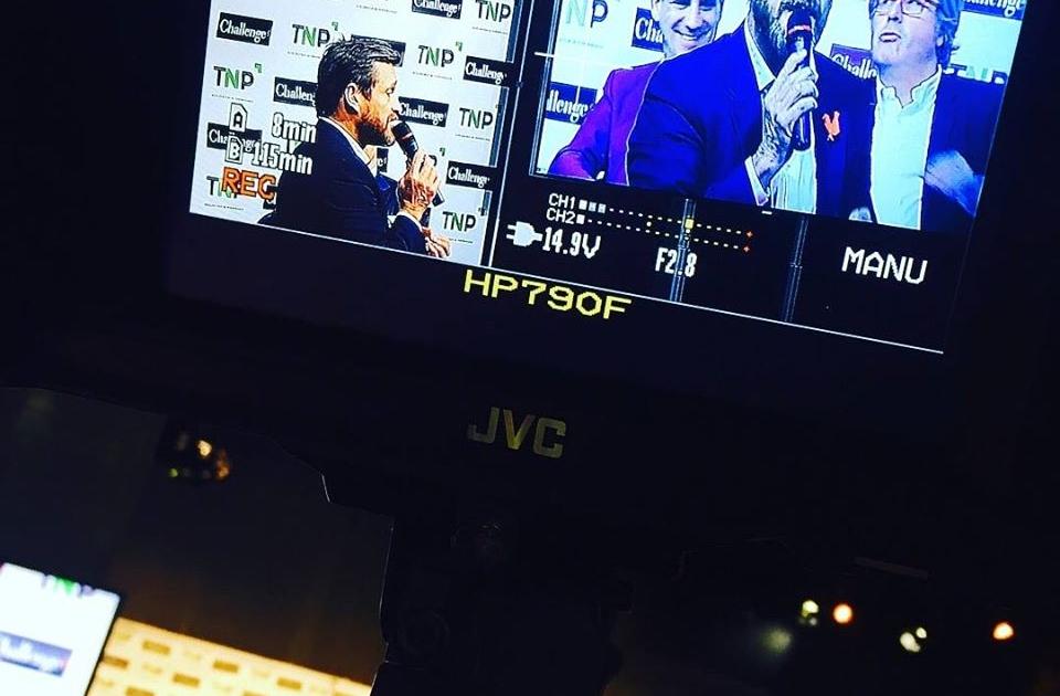 photo de la régie multicam lors d'un tournage