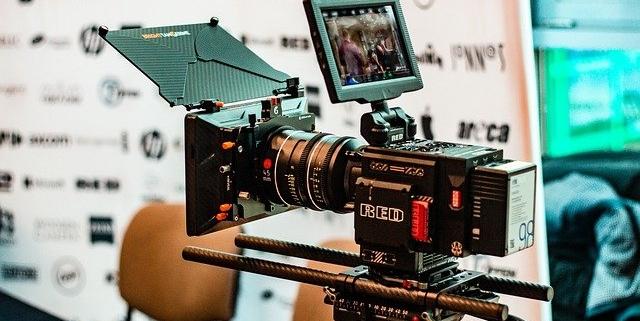 Equipe film d'entreprise