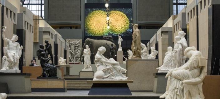 Visite du musée d'Orsay